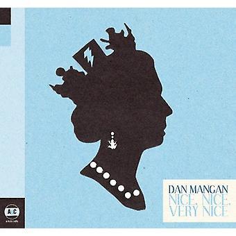ダン マンガン - 素敵な素敵なとても素敵な [CD] USA 輸入