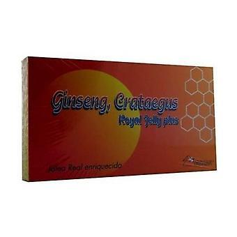Treman Ginseng Crataegus 60 ampuller