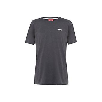 Slazenger Plain T Shirt Herren