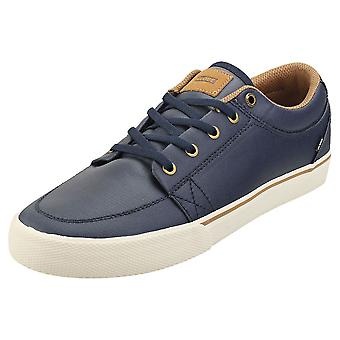 Globe Gs Mens Casual Trainers in Dark Navy