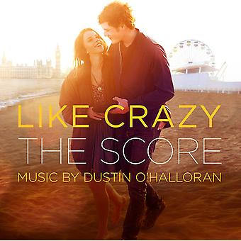 Various Artists - Like Crazy [Original Motion Picture Score] [CD] USA import