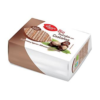 Toasts with gluten-free chestnuts 90 g
