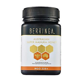 Berringa The Super Manuka Mgo 220+ 500 g
