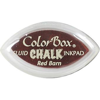 Clearsnap ColorBox Chalk Ink Cat's Eye Red Barn
