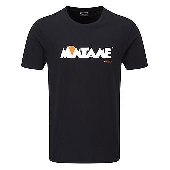 Montane Men's Heritage T-Shirt Zwart
