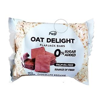 Oat Delight Bars Chocolate Brownie Yogurt 60 g