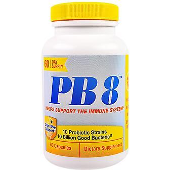 Nutrition Now, PB 8, Immune Support, 60 Capsules
