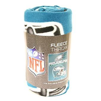 "Philadelphia Eagles NFL Northwest ""Mirror"" Fleece Throw"
