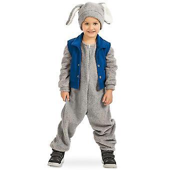 Bunny Pedro Boy Kids kostym Bunny Hoppelhase Barn kostym