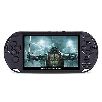 Screen Handheld Console Game Player