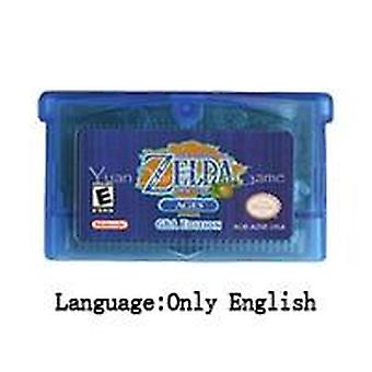 32 Bit Video Game Cartridge Console Card The Legend Of Zeld Series Us/eu Version For Nintendo Gba