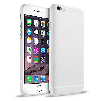 Soft Shell monocolore pour Apple iPhone 6 Plus/6s Plus Shockproof Thin TPU White