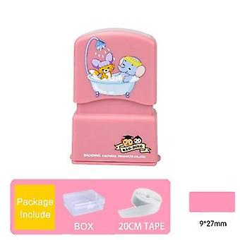 "Nom Stamp Waterproof Toy Baby -wash Not Faded""s"