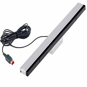 Game-accessories Wholesae Wired Infrared Ir-signal Ray Sensor-bar/receiver For Nintend Wii Remote Game Consol 30
