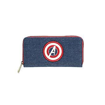 Marvel - Avengers Zip Wokół Portfel
