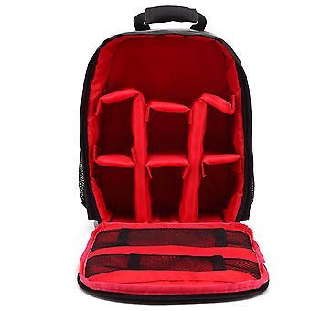 Waterproof Slr Backpack Digital Camera Bag, Outdoor Multi-function Shockproof