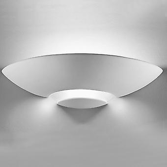 Dusk Collection  Ceramic And Glass Lightspill Uplighter