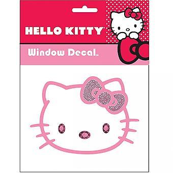 Hej Kitty ClingBling Dekal