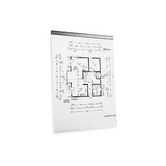 Duurzame 470823 Magnetische strip Durafix Roll 5 m, zelfklevende bar voor magnetische klemmen van documenten, individueel