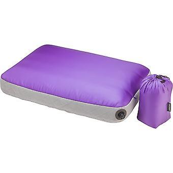 Cocoon Air Core Pillow Ultralight 40x55 cm (Purple/Grey) -