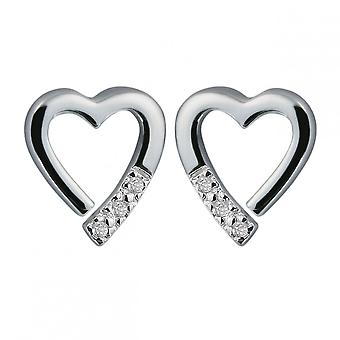 Hot Diamonds herinneringen zilveren oorbellen DE110