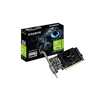 Gigabyte Nvidia Geforce Gt 710 1Gb Ddr5 Pcie Graphic Card
