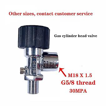 High Pressure Cylinder Head Valve Large Gas Converter