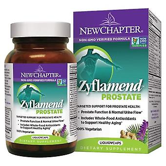 New Chapter Zyflamend Prostate, 60 Liquid Veg Caps