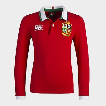 Canterbury British and Irish Lions Classic Shirt 2021 Junior