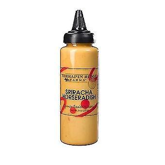 Terrapin Ridge Farms Sriracha Horseradish Garnishing Sauce