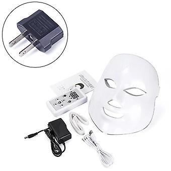 Led obličejová maska obličejová maska péče o pleť krása maska fotonová terapie