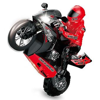 Mini Motorcycle Toy Kids- Electric Remote Control Rc Motorcycle, 2.4ghz Racing