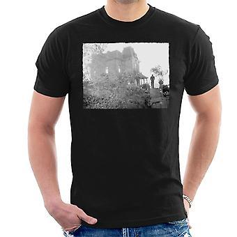 Psycho Norman Bates caminhando para sua casa Homens 'camiseta