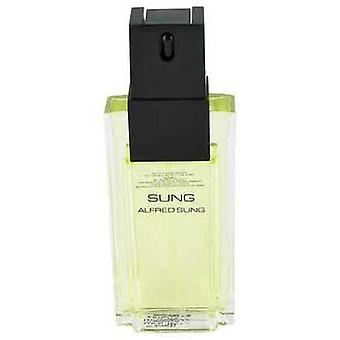 Alfred Sung by Alfred Sung Eau de Toilette Spray (Tester) 3,4 oz (naiset) V728-416679