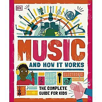 La musique et son fonctionnement : le guide complet pour les enfants