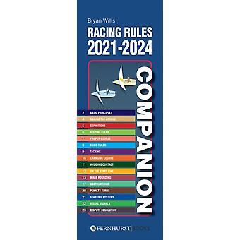 Racing Rules Companion 20212024 by Willis & Bryan