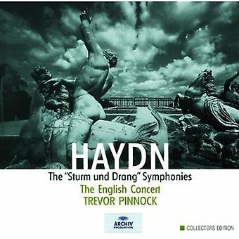 J. Haydn - Haydn: The Sturm Und Drang Symphonies [CD] USA import