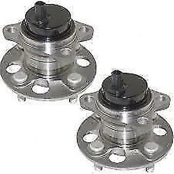 X2 hinten (Lh & Rh) Radlager Naben Kit für Daihatsu Charade 1.33 16V 4245074020
