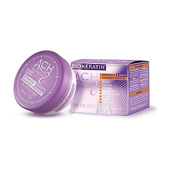 Biokeratin ACH8 Comfort pack produces 8 effects 200 ml of cream