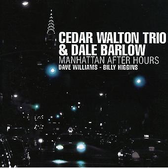 Walton/Barlow - Manhattan After Hours [CD] USA import