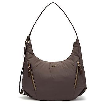 Pacsafe Stylesafe Kabriolet Crossbody Bag (Mocha)