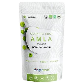 Bio Amla Powder - 500gm - Natural Supplement For Skin, Hair & Eyes Health