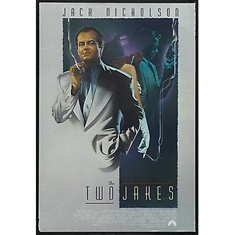 The Two Jakes Movie Poster Print (27 x 40)