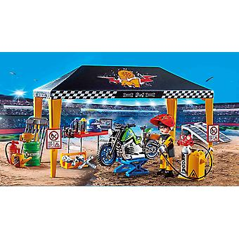 Playmobil Stunt Visa Service tält