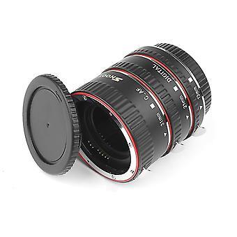 D&f af Autofokus Makroverlängerung Stube setzen extreme Nahaufnahmen für Canon eos ef Linse wie Canon 7d,