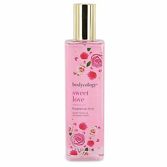 Bodycology Sweet Love by Bodycology Fragrance Mist Spray 8 oz / 240 ml (Women)
