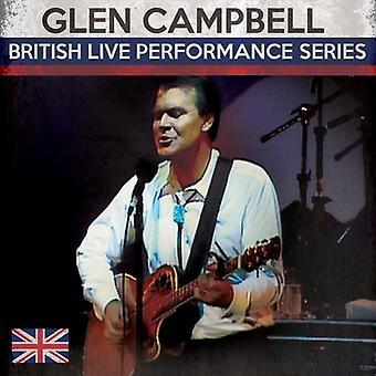 Glen Campbell - British Live Performance Series [CD] USA import