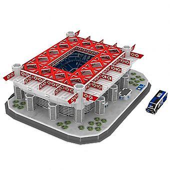 Inter Milan 3D Stadium Puzzle