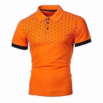 Nieuw T-shirt met korte mouwen Ademend Masculina Hombre Jerseys Golf Tennis
