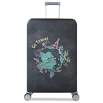 Thicker Trolley Luggage Protective Covers Suitcase Case Travel Accessorie